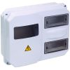Корпус пластиковый ЩУРн-П 1/12 IP55 ИЭК MSP112-1-55